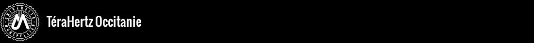 TéraHertz Occitanie Logo